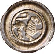 1 Brakteat - Heinrich der Löwe (Lüneburg) – revers