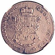 24 mariengroschen Karl II – avers