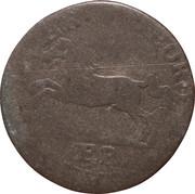 6 pfennig Karl II -  avers