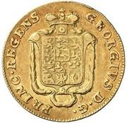 2½ thaler Georg IV – avers