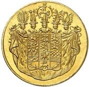 1 ducat Karl II – avers