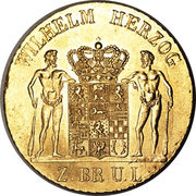 10 Thaler - Wilhelm – avers