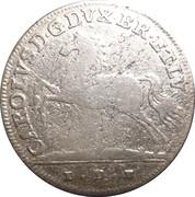 ⅙ Thaler - Charles I – avers