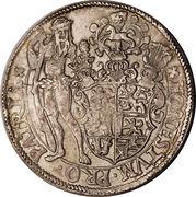1 thaler Heinrich Julius – revers