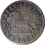 1 Pfennig - Karl I – avers