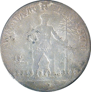 12 mariengroschen Karl I. – avers