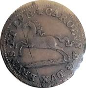 1½ pfennig Karl I -  avers