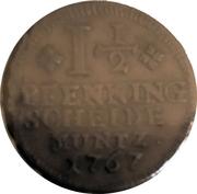 1½ pfennig Karl I -  revers