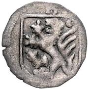 1 Pfennig - Heinrich the elder – avers