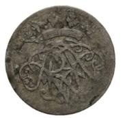 5 pfennig Rudolf August et Anton Ulrich – avers