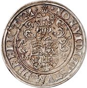 ½ Thaler - Heinrich the younger – revers