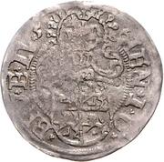 1 Fürstengroschen - Heinrich IX. – avers