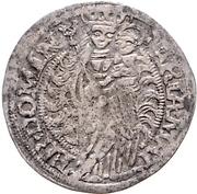 1 Mariengroschen - Heinrich IX – revers
