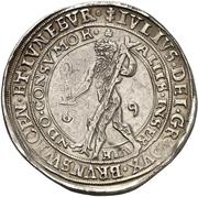 1 Thaler - Julius (Lichttaler) – avers