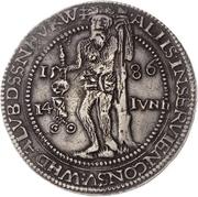 1 Thaler - Julius (Brillentaler) – revers