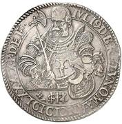1 Thaler - Julius (Death) – avers
