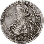 1 Thaler - Heinrich Julius – avers