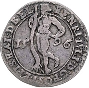 ¼ Thaler - Heinrich Julius – avers