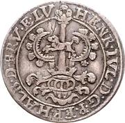 1/24 Thaler - Heinrich Julius – avers