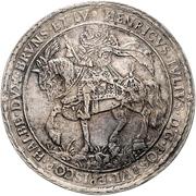 4 Thaler - Heinrich Julius (Löser) – avers