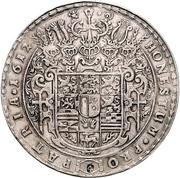 4 Thaler - Heinrich Julius (Löser) – revers