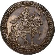 1½ Thaler - Friedrich Ulrich (Löser) – avers