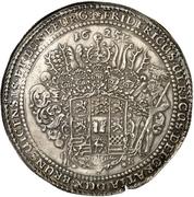 1½ Thaler - Friedrich Ulrich (St. Jacobslöser) – avers