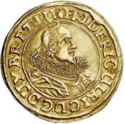 1 Ducat - Friedrich Ulrich – avers