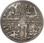 1¼ Tthaler Friedrich Ulrich (Glückslöser; Ausbeute) – avers