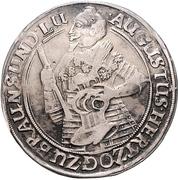 1 Thaler - August (Glockentaler) – avers