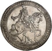 7 thaler Friedrich Ulrich – avers