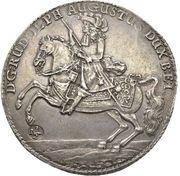 1½ Thaler - Rudolf August – avers