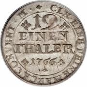 1/12 thaler - Karl I – revers