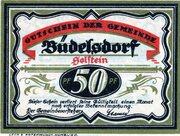 50 Pfennig (Büdelsdorf) – avers