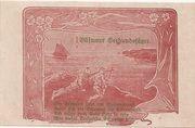 50 Pfennig (Büsum) – revers