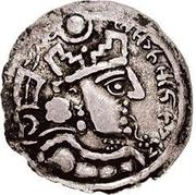 1 Drachm - Kana (Bukhar Khudat) – avers