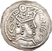 """1 Drachm """"Mug type"""" (Bukhar Khudat; without countermarked) – avers"""