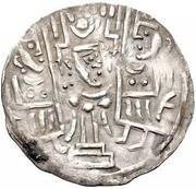 """1 Drachm """"Mug type"""" (Bukhar Khudat; without countermarked) – revers"""