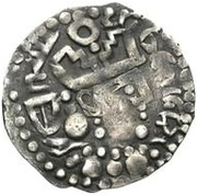1 Drachm - Anonymous (Bukhar Khudat; late type) – avers