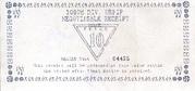 10 Pesos (Bukidnon; 109th Division USFIP)) – avers