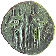 1 Grosch - Mikhail III Shishman Asen – revers