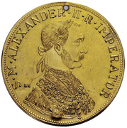 4 Ducat (Franz Joseph I imitation)