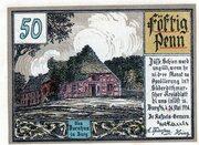 50 Penn (Kaspel Burg) – avers