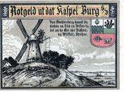 50 Penn (Kaspel Burg) – revers