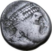 Tetradrachm (Philippsreiter Type) – avers