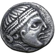 Tetradrachm (Burgenland Type) – avers