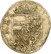 Gros de Dole - Philippe II d'Espagne – avers
