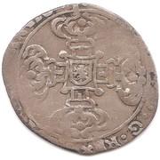 Triple Patard - Philippe IV d'Espagne - Pour le Comté de Bourgogne – avers