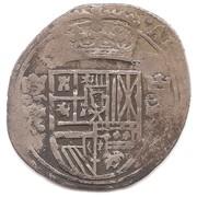 Triple Patard - Philippe IV d'Espagne - Pour le Comté de Bourgogne – revers
