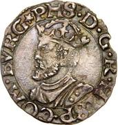 Carolus - Philippe II d'Espagne – avers